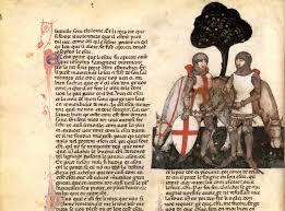manuscript miniatures bnf fran ccedil ais queste del saint graal miniature expositions bnf fr arthur livres queste zooms fr 343 011v jpg