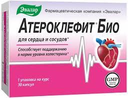 Купить <b>Атероклефит био капс</b>. <b>30</b> штпо выгодной цене в ...