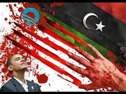 Benghazi Blood on Obama's