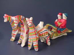 Традиционные <b>русские игрушки</b>