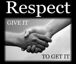 demotivation starts disrespect demotivation respect give it to get it