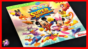 "<b>DISNEY MICKEY</b> MOUSE ""<b>SUPER</b> ADVENTURE!"" - Read Aloud ..."