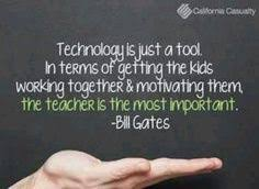 Tech Quotes for PD on Pinterest   Technology Quotes, Technology ...