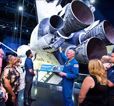<b>Astronaut</b> Encounter: Meet a NASA Veteran
