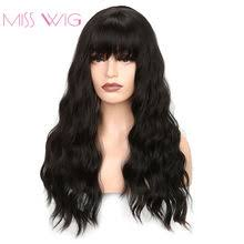Best value <b>Long</b> and <b>Black</b> Wavy Wig – Great deals on <b>Long</b> and ...