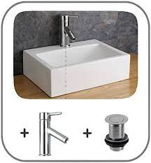 Cheap Clickbasin Countertop 43cm Barletta Rectangular <b>Wash</b> ...