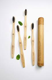 Worthy Picks <b>Bamboo Toothbrush Set</b>