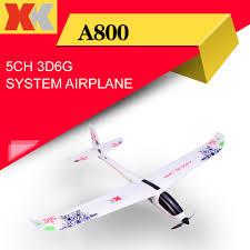 <b>Wltoys Xk A800</b> Rc Pesawat Terbang 2.4ghz 5ch Dengan Sayap ...