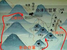「母成峠の戦い」の画像検索結果
