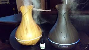 <b>400ml Air Humidifier</b> Essential Oil <b>Diffuser</b> Lamp <b>Aromatherapy</b> ...