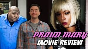 PROUD MARY MOVIE REVIEW - YouTube