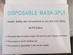 Renfrew paramedics want answers after finding masks marked '<b>not</b> ...