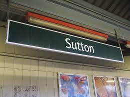 Image result for sutton surrey station