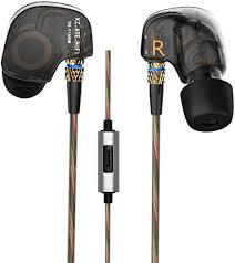 KZ ATE <b>3.5mm in ear Earphones</b> HIFI Metal auriculares: Amazon.co ...