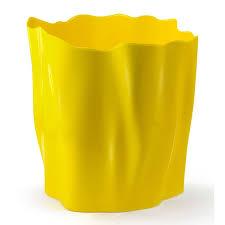 Органайзер Qualy <b>flow</b> большой желтый — купить по цене 1290 ...