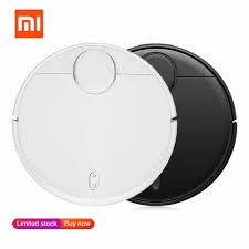 XIAOMI <b>MIJIA 33W Sweeping</b> Mopping Robot Smart Vacuum ...