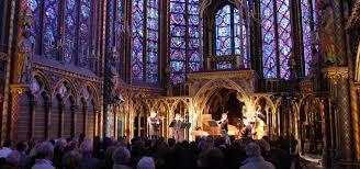 concerts in la sainte chapelle buy concert tickets for la sainte chapelle chapelle de la sorbonne chappelle de la