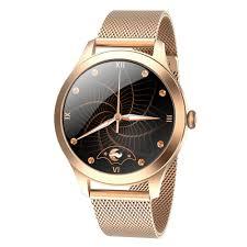 Kingwear KW10pro Champagne Gold <b>Smart Watches</b> Sale, Price ...