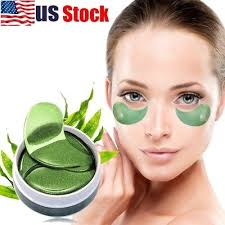 60pc collagen eye masks face care under the eyes pads bags dark circle sleep mask moisturizing patches for