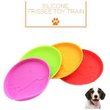<b>Soft Silicone Pet</b> Toy Frisbee <b>Flying</b> Disc Tooth Best Suggestion ...