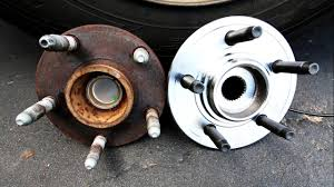 How to <b>Replace</b> a Front <b>Wheel Bearing</b> - YouTube