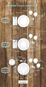 Dining Room Table Setting 1000 Ideas About Dining Table Settings On Pinterest Chairs