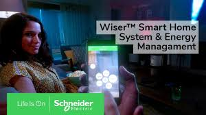 Wiser: <b>Smart Home</b> System & Energy Management | Schneider ...