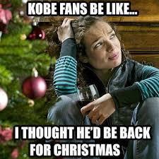 Social media memes following Kobe Bryant's knee injury (with ... via Relatably.com