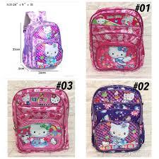 Hello <b>Kitty</b> Backpacks <b>School Bag</b> Kids <b>Kindergarten Nursery</b> ...