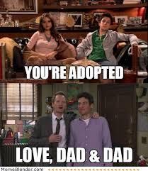 Ending to How I met your mother | meme blender on tumblr via Relatably.com