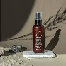 Увлажняющая <b>сыворотка для волос</b> с маслом ши Rated Green