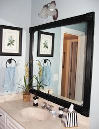 update bathroom mirror:  images about bathroom mirrors on pinterest framing a mirror old mirrors and dress up