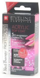 Eveline.acrylic top coat - <b>экстремальная защита от скалывания</b> ...