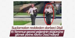 Mehmet Dişli darbe gecesi yeğeninin düğününe gitmedi