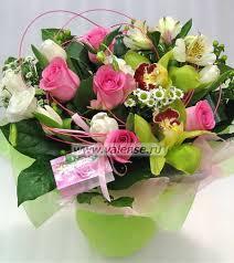 Купить <b>букет</b> цветов P-<b>1101</b> с доставкой Москва, Химки, Куркино ...
