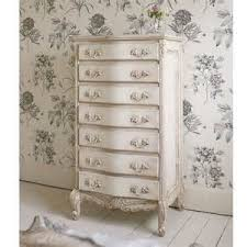 shabby chic antique white delphine shabby chic antique white tallboy french furniture french chic shabby french style distressed white