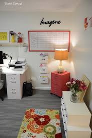 thrifty basement and home office makeover thrift diving blog2666 basement home office home