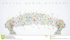women heads shape social media network composition royalty women heads shape social media network composition