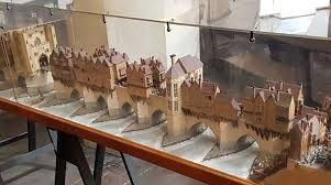 The <b>Model</b> Of Old <b>London Bridge</b> - St Magnus The Martyr