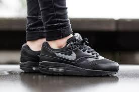 nike air max 1 black grey black grey nike air