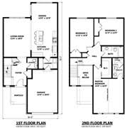 Simple Story House Plans   Smalltowndjs com    High Quality Simple Story House Plans   Two Story House Floor Plans