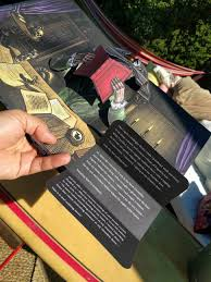 edgar allan poe s the raven the pop up book edition boing boing poe s words are hidden on each page nestled in fold up fold down tabs that you have to open after each reveal and as i this to my 8 year old daughter