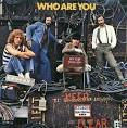 Who Are You album by The Who
