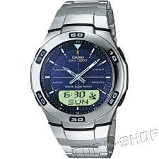 <b>Casio</b> Wave Ceptor <b>WVA</b>-<b>105HDE</b>-<b>2A</b> - заказать наручные <b>часы</b> в ...