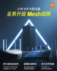 <b>Xiaomi's</b> Wi-Fi 6 routers get Mesh Networking support; <b>Redmi AX5</b> ...