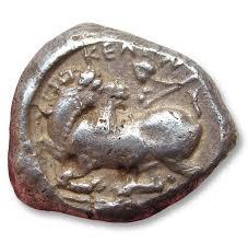 Greece (ancient) - Cilicia, Celendris / Kelendris - struck on <b>4mm</b> ...