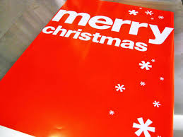 merry christmas xmas sign posters pack s no merry christmas xmas sign posters 4 pack