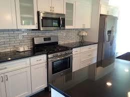 kitchen design black granite  toura drive kitchen white shaker style cabinets with solid black gran