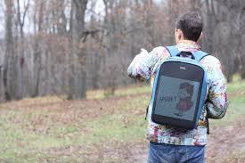 Новое слово в «рюкзакостроении»: встречайте модель с ...