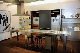 modern kitchen setup: modernist kitchen design showrooms jet city gastrophysics